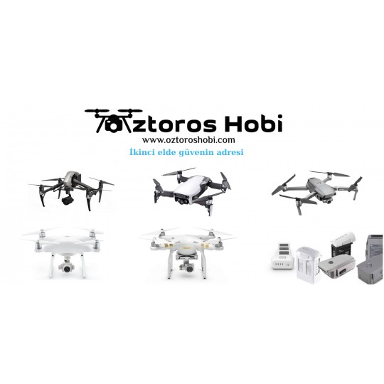 DRONE - MULTİKOPTER